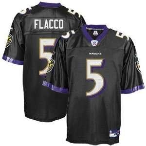 Joe Flacco Baltimore Ravens Black Infant / Baby Jersey