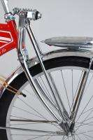 NEW Electra New Belgium Fat Tire Amber Cruiser Bike Red 19 Bicycle