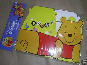 Winnie the Pooh Cake Paper Package Gift box Party Favor