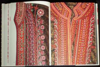 LARGE BOOK Polish Folk Embroidery regional styles pattern ethnic
