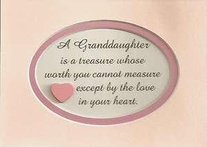Children Girls TREASURE Heart LOVE sayings verses poems plaques