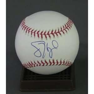 Jason Heyward Autographed/Hand Signed Rawlings MLB