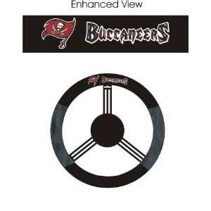 Tampa Bay Bucs Buccaneers Car/Truck/Auto Steering Wheel