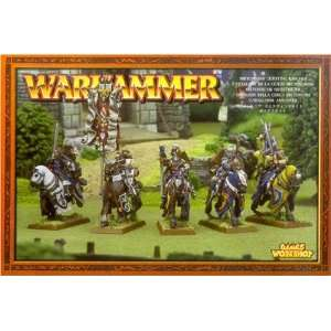 Games Workshop Bretonnian Questing Knights Box Set: Toys