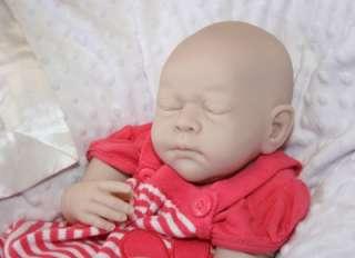 Reborn Vinyl Doll Kit Baby Gena Gina Michelle Fagan