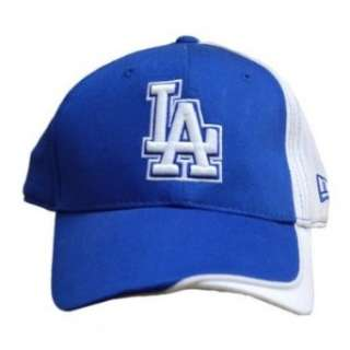 New Era Los Angeles Dodgers Baseball Velcro Strap Hat Cap