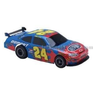 Life Like HO Scale Fast Tracker NASCAR Slot Car   DuPont