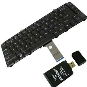 Laptop notebook Keyboard Replace for Dell Inspiron 1410