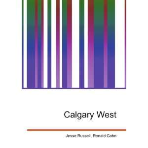 Calgary West Ronald Cohn Jesse Russell Books
