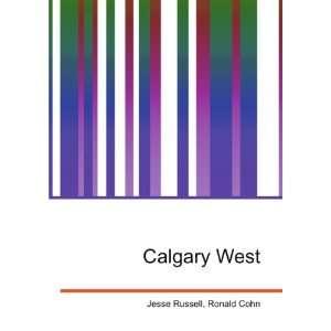 Calgary West Ronald Cohn Jesse Russell Books