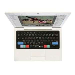 Macbook Pro Unibody Keyboard Cover Silicone Black Aperture Ultra Thin