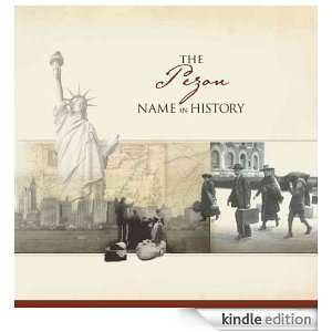The Pezon Name in History: Ancestry  Kindle Store