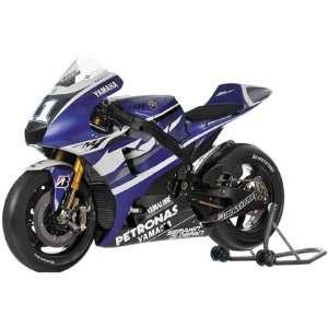 Toys 112 Scale Die Cast Yamaha MotoGP B Spies Bike Blue Toys & Games