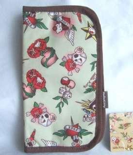Hello Kitty Passport Case pirate brown NEW