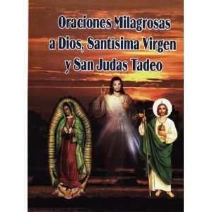 Dios, Santísima Virgen Y San Judas Tadeo: Publicaciones Gomez: Books