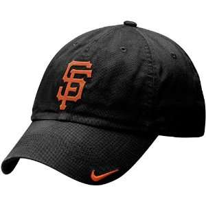 Nike San Francisco Giants Black Heritage 86 Relaxed