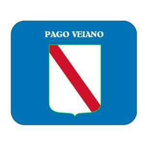 Italy Region   Campania, Pago Veiano Mouse Pad: Everything Else