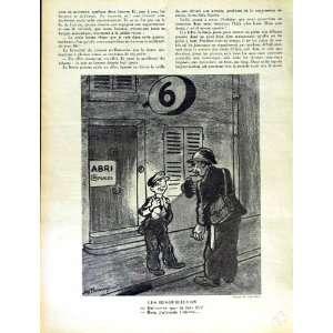 LE RIRE FRENCH HUMOR MAGAZINE WAR MAN BOY STREET: Home