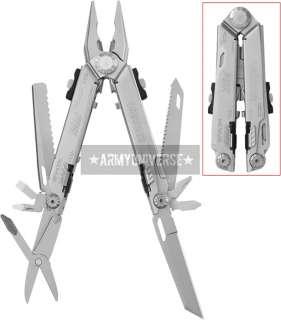 Gerber Flik Multi Plier One Hand Opening Multi Tool 013658010543