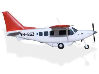 Gippsland GA 8 Airvan Wood Desktop Airplane Model