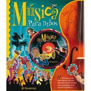 Musica para Ninos + cd (9788434234864) Books