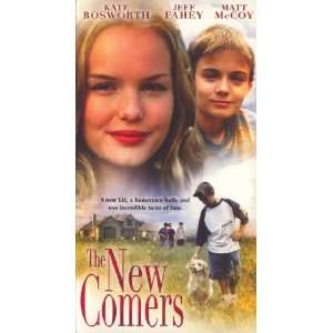 Newcomers [VHS] Kate Bosworth Movies & TV