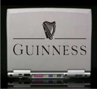 Guinness Beer Decal Sticker   Car Truck Laptop