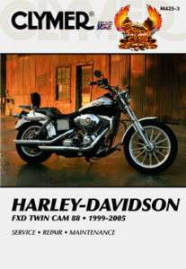 CLYMER SERVICE MANUAL HARLEY DAVIDSON M425 FXDWG FXDWGI