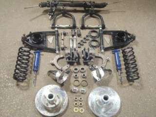 Street Rod Ford Mustang II Power Front Suspension Kit