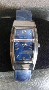 Paul Jardin 90s Art Moderne Watch Flex Bracelet