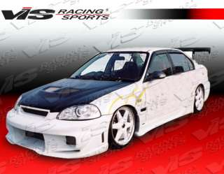 96 00 99 98 97 HONDA CIVIC VIS WAVE BODY KIT 2DR 4DR HB