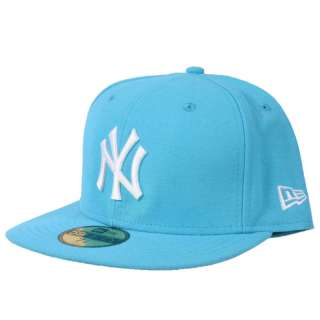 New Era Cap New York Yankees Basic Vice Blue White Logo