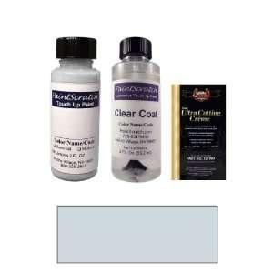 2 Oz. Grace Silver Metallic Paint Bottle Kit for 1990