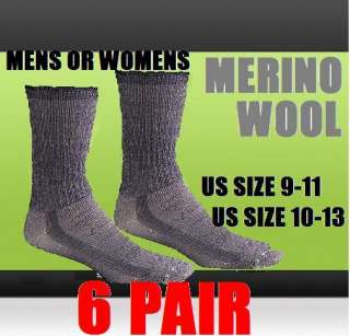 Pr Smart Polar Extreme Thick Merino Wool Hiking Rugged Outdoor Socks