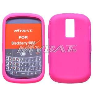 HOT PINK SOLID SILICONE SKIN RUBBER SOFT CASE COVER
