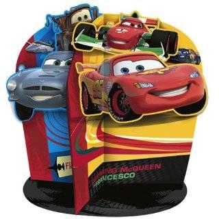 Disney Pixar Cars 2 World Grand Prix Cake Decorating Kit