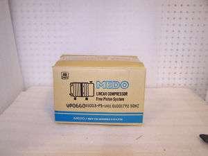 MEDO VP0660 Linear Compressor Vacuum Pump *New in Box*