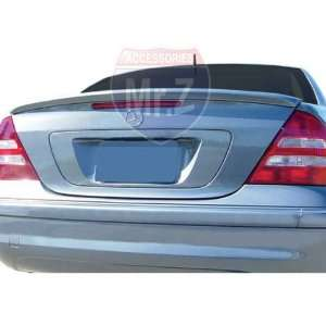 2001 2007 Mercedes Benz C Class Custom Spoiler Factory Style