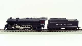 Diecast Mantua HO 4 6 2 Union Pacific Steam Locomotive Engine w/Tender