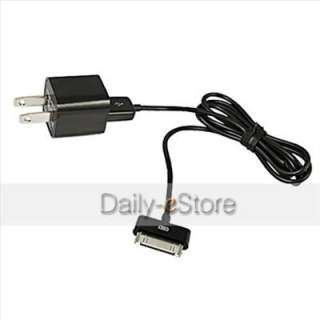 USB Wall Charger data Cable For iPhone 4S 4G 4 iPod Nano Touch