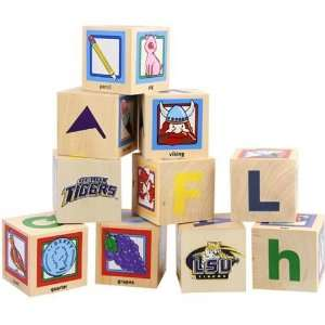 LSU Tigers Mascot Building Blocks: Sports & Outdoors