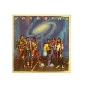 The Jackson 5 Poster Victory Jackson5 Michael