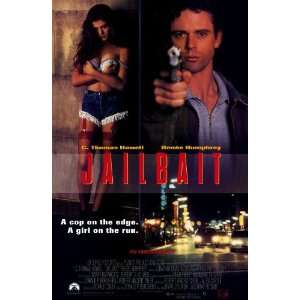 Jailbait Movie Poster (11 x 17 Inches   28cm x 44cm) (1992
