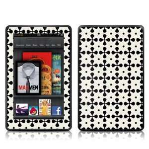Jaky Design Protective Decal Skin Sticker for  Kindle Fire (7