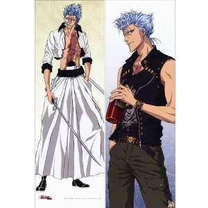 Japanese Anime Body Pillow Anime Bleach, 13.4x39.4 Double sided