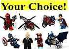Lego Avengers Marvel Mini Figures Your Choice Batman Iron Man