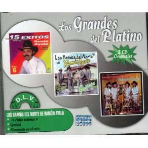 Ramon Ayala Y Los Bravos Del Norte Los Grandes Del