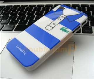 Shirt Hard Cover Case for iPhone 4 4G LC 7