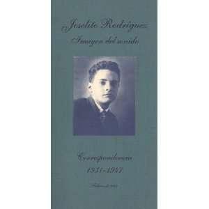 JOSELITO RODRIGUEZ IMAGEN DEL SONIDO CORRESPONDENCIA 1931