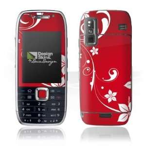 Design Skins for Nokia E75   Christmas Heart Design Folie
